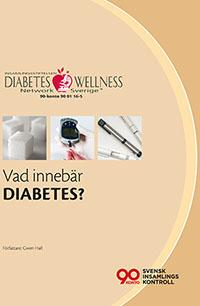 vad innebar diabetes